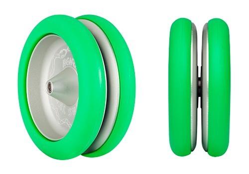 Henrys Yo-Yo Coral Snake grün (AXYS) Spielzeug