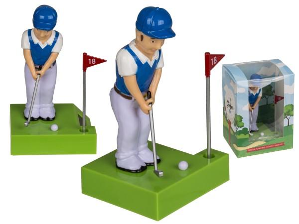 Out of the Blue Bewegliche Figur Golfer Spielzeug