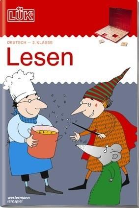 LUEK LÜK Lesen 2. Klasse Spielzeug