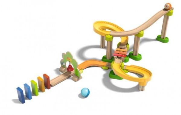 Haba Kugelbahn Kullerbü – Sim-Sala-Kling Spielzeug