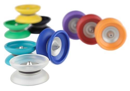 Henrys Yo-Yo Viper schwarz (AXYS) Spielzeug