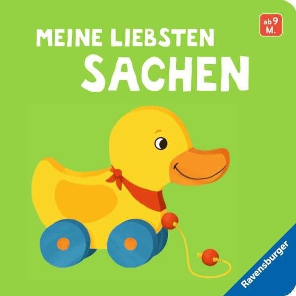 Ravensburger Buch liebsten Sachen, Mein erstes Bilderbuch Spielzeug
