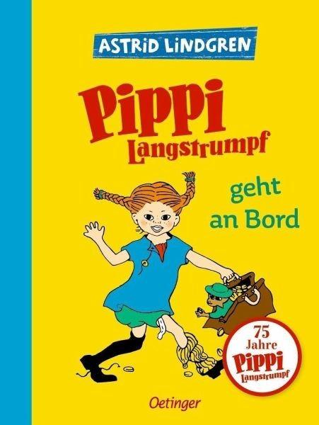 Oetinger Verlag Pippi Langstrumpf geht an Bord Spielzeug