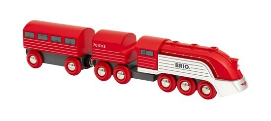 Brio Highspeed-Dampfzug Spielzeug