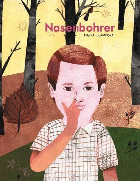 Kunstanstifter Verlag Der kleine Nasenbohrer Spielzeug