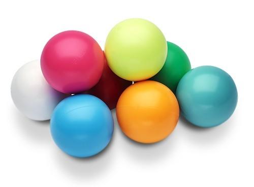 Henrys HiX Russian Ball 62 mm weiß Spielzeug