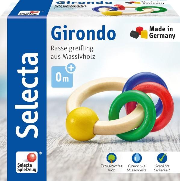 Schmidt Spiele Girondo, Greifling, rund, 10 Spielzeug