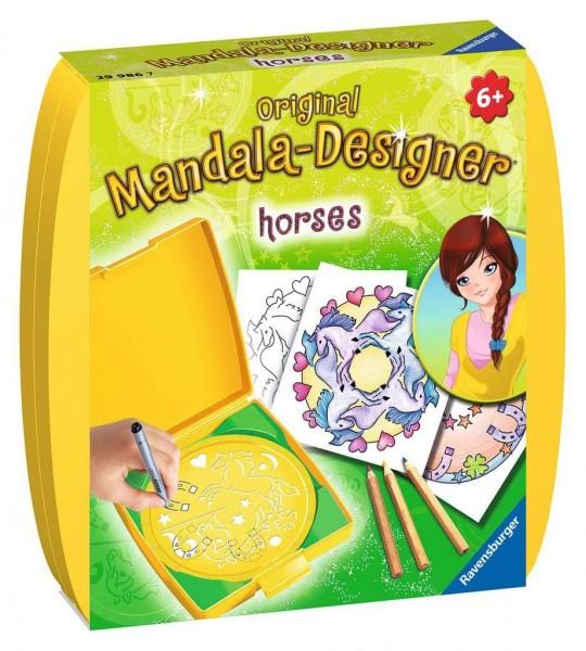 Ravensburger Mini Mandala-Designer Horses Spielzeug