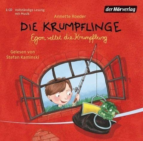 BUSCH CD Krumpflinge 4: Egon rettet die Krumpfburg Spielzeug