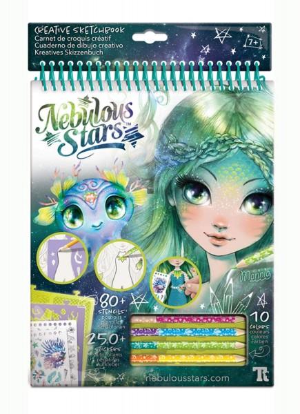 Nebulous Stars Kreatives Skizzenbuch Marinia Spielzeug