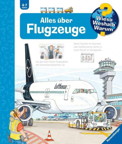 Ravensburger Alles über Flugzeuge Spielzeug
