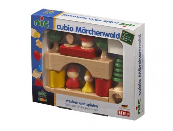 NIC Cubio Märchenwald Spielzeug