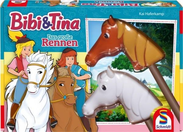 Schmidt Spiele Bibi & Tina, Das gr. Rennen Spielzeug