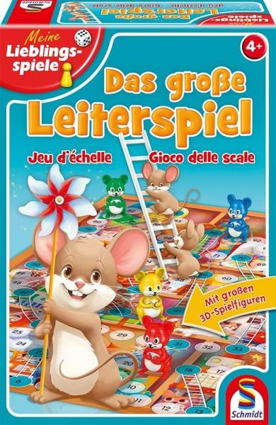 Schmidt Spiele Das große Leiterspiel Spielzeug