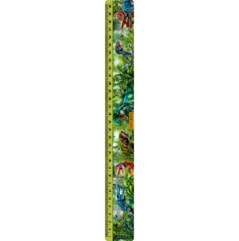 Die Spiegelburg Flexibles Lineal T-Rex World Spielzeug