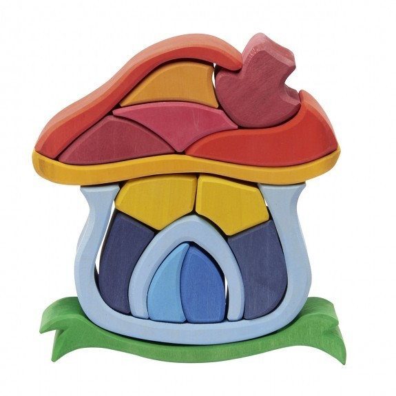 nic Pilzhaus Spielzeug