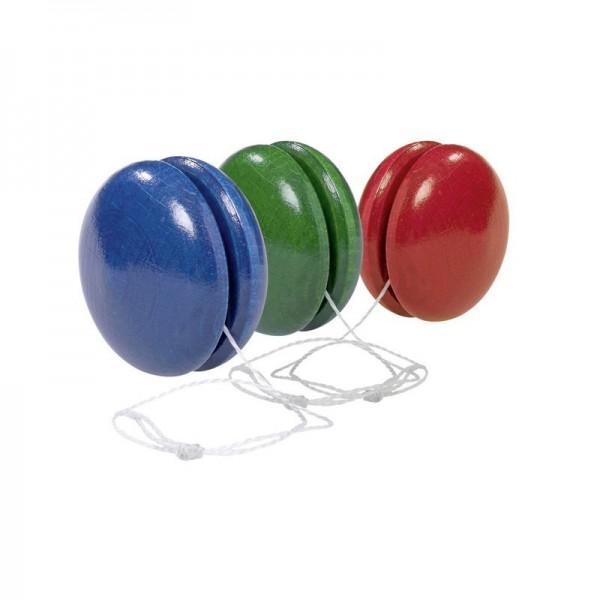 NIC Jojo Holz farbig Spielzeug