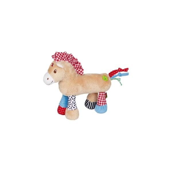 Die Spiegelburg Quietscher Pferdchen BabyGlück Spielzeug