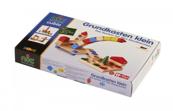 NIC Grundkasten, klein Spielzeug