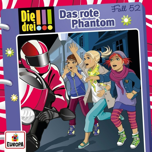 Kosmos CD !!! 52 das rote Phantom Spielzeug