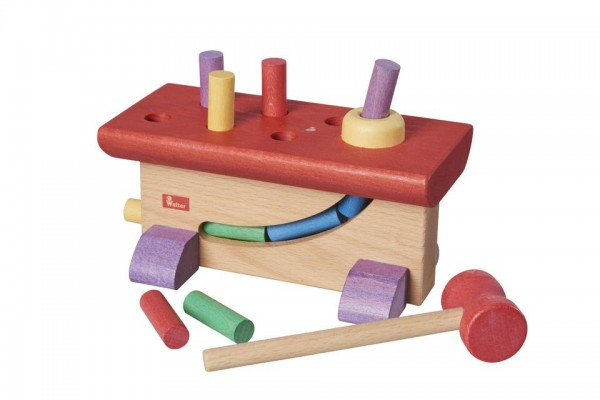 NIC Klopfspiel Spielzeug