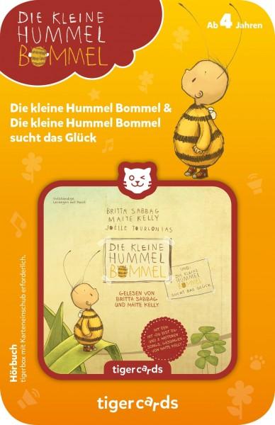 Tigermedia tigercard - Die kleine Hummel Bommel. Und: Die klein Hummel Bommel sucht das Glück Spielzeug