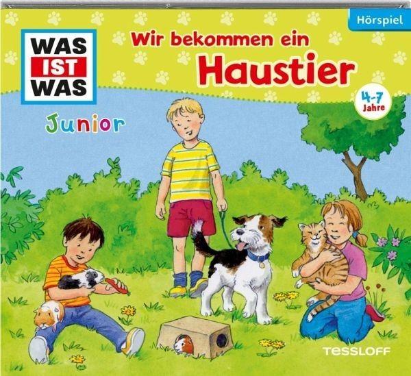BUSCH CD WiW Junior 28: Wir bekommen ein Haustier Spielzeug