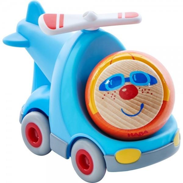 Haba Kullerbü Kugelbahn Hugos Hubschrauber Spielzeug
