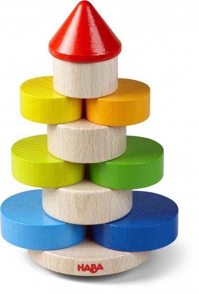 Haba Stapelspiel Wackelturm Spielzeug