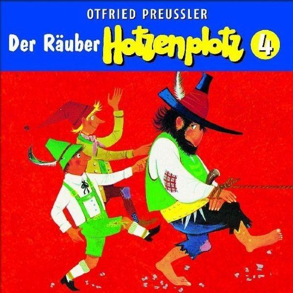 BUSCH CD Der Räuber Hotzenplotz 4 Spielzeug