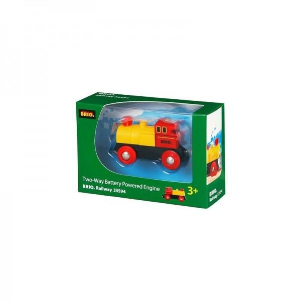 Brio BRIO Gelbe Batterielok Spielzeug