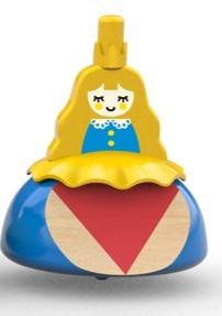 Hape Prinzessin-Kreisel Spielzeug