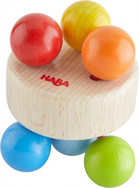 Haba Greifling Kugelbunt Spielzeug