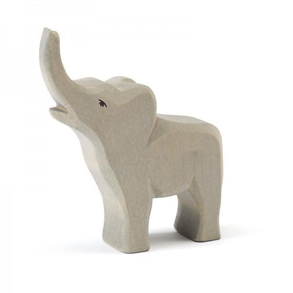 Ostheimer Elefant klein trompetend neu Spielzeug