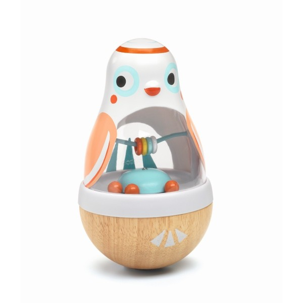 DJECO Baby white: BabyPoli Spielzeug
