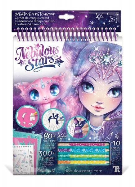 Nebulous Stars Kreatives Skizzenbuch Nebulia Spielzeug