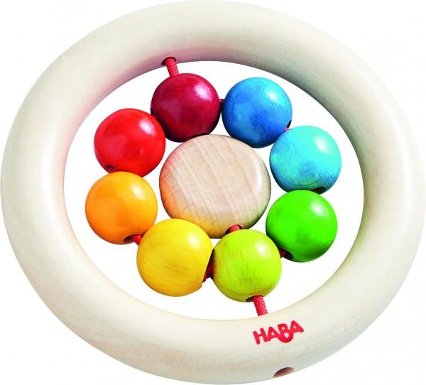 Haba Greifling Regenbogenkugeln Spielzeug