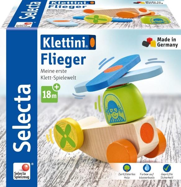 Schmidt Spiele Flieger, Klett-Stapelspielzeu Spielzeug