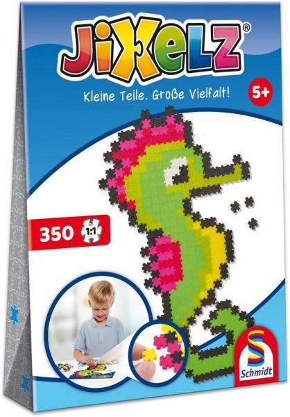 Schmidt Spiele JIXELZ Seepferdchen 350 Teile Spielzeug