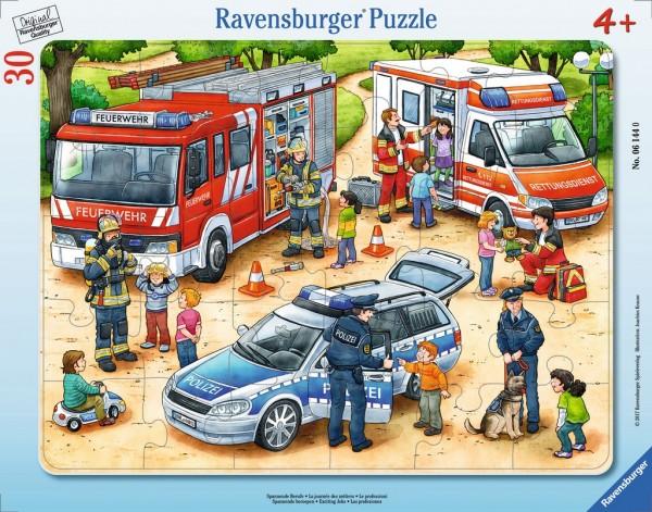 Ravensburger Spannende Berufe 30 Teile Kinderpuzzle Spielzeug