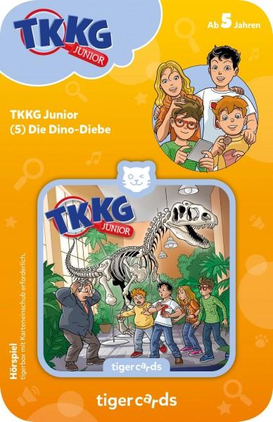Tigermedia tigercard - TKKG Junior - Folge 5: Dino-Diebe Spielzeug