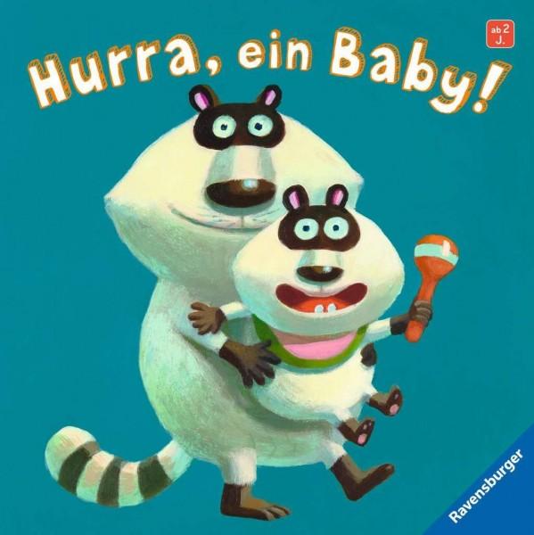 Ravensburger Hurra, ein Baby! Spielzeug