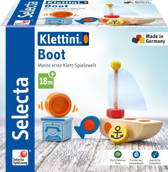 Schmidt Spiele Boot, Klett-Stapelspielzeug Spielzeug