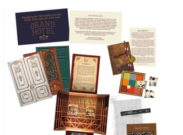 Moses Das geheimnisvolle Grand Hotel - Escape-Room-Spiel Spielzeug