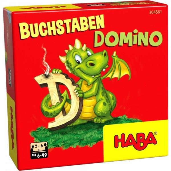 Haba Buchstaben-Domino Spielzeug