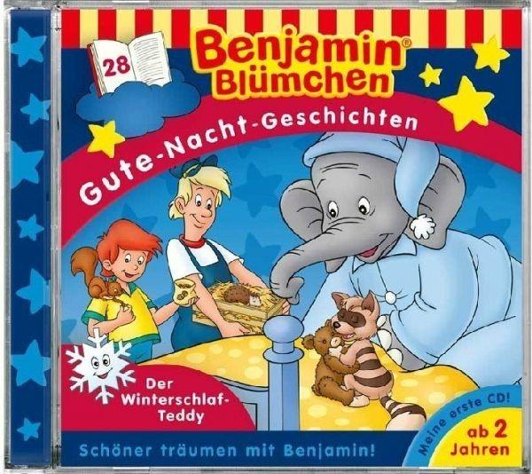 BUSCH CD B.Blümchen 28 Gute-Nacht-Geschichten Spielzeug
