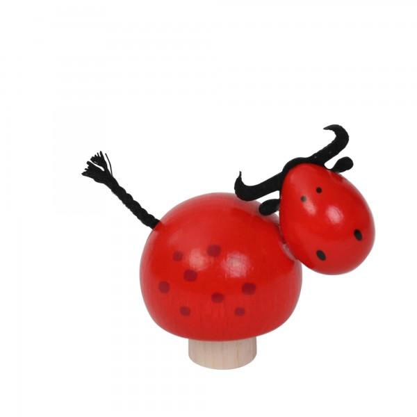 Rundum Steckfigur Stier Spielzeug