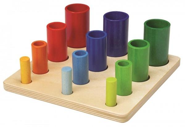 NIC Stapelbecher Spielzeug