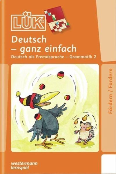 LUEK LÜK Deutsch - ganz einfach 4 Spielzeug