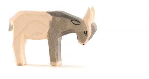 Ostheimer Figur Kleine Ziege Spielzeug